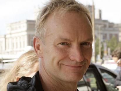 Sting oskarżony o kradzież pomysłów