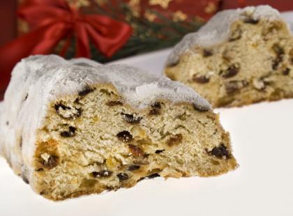 Stollen, czyli jak Niemcy czczą bożonarodzeniowe ciasto?