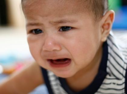 Strachy i obawy dziecięce