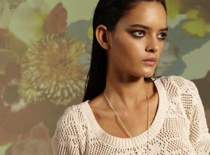 Stradivarius - marcowy lookbook 2012