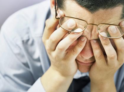 Stres może działać jak naturalna antykoncepcja!