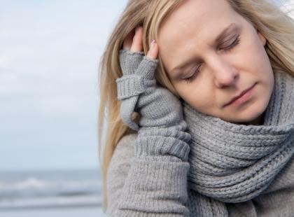 Stres powoduje współuzależnienie