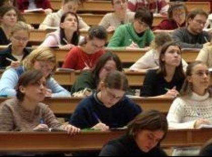Stres szkolny nie taki zły
