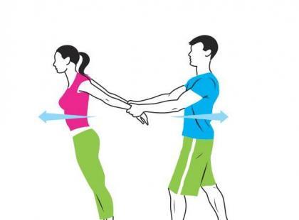Stretching dla dwojga