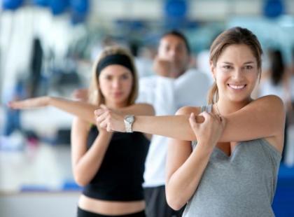 Stretching - nieodłączny element każdego treningu