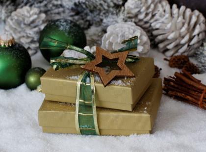 Stroiki na świąteczny stół