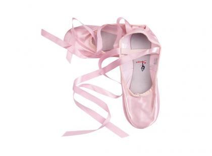 Strój współczesnej baletnicy