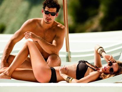 Stroje Calzedonia: najnowsze modele na lato 2011