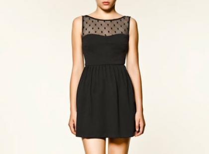 Studniówka 2012 - czarne sukienki