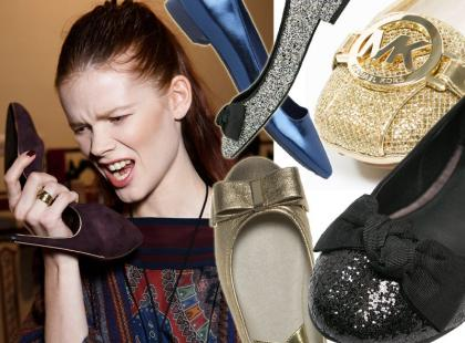 Studniówka 2015: modne baleriny zamiast szpilek