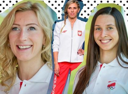 Stworzone do sportu - poznaj polskie reprezentantki na Igrzyskach Olimpijskich Rio 2016