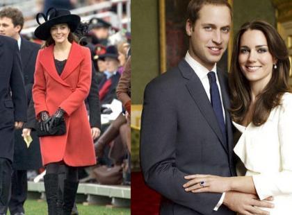 Styl Kate Middleton - przyszłej księżnej