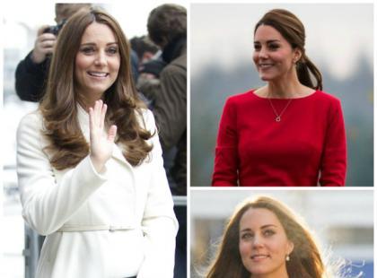 Styl księżnej Kate - galeria
