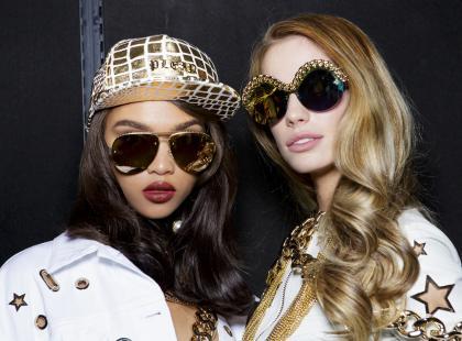 Styl retro powraca! Zobaczcie okulary przeciwsłoneczne nawiązujące designem do minionych epok