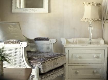 Styl rustykalny - wystrój wnętrz dla romantyczek
