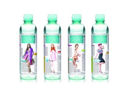 STYLE WATER – unikalna woda dla modnych kobiet!
