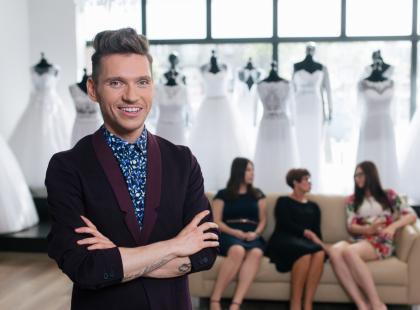 Stylista Adam Chowański podpowiada, jak wybrać idealną suknię ślubną!