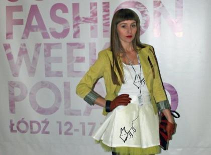 Stylizacje Fashion Week Poland Łódź
