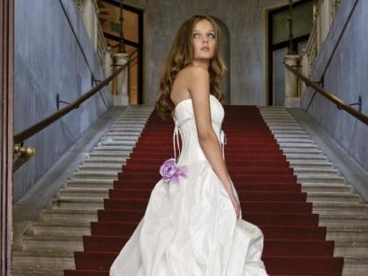 Stylizacje ślubne 2010