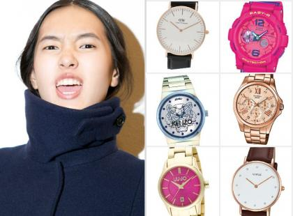 Stylowe dodatki: 22 modele zegarków z najnowszych kolekcji