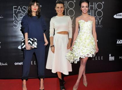 Stylowe gwiazdy na Fashion Week Poland