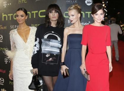 Stylowe gwiazdy na wielkiej gali Flesz Fashion Night w Muzeum Narodowym