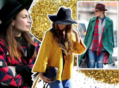 Stylowy, modny i elegancki! Jak nosić kapelusz na co dzień?