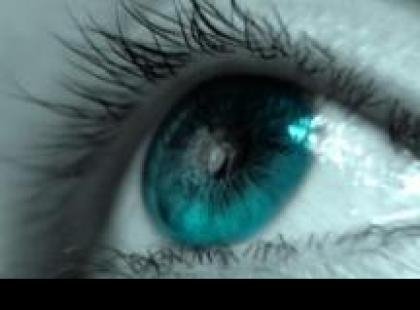 Suche oczy