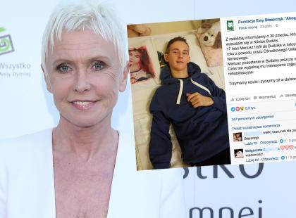 Sukces Kliniki Budzik. 17-letni Mariusz wybudzony ze śpiączki