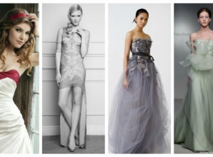 Sukienka na ślub cywilny taka jak do kościoła?