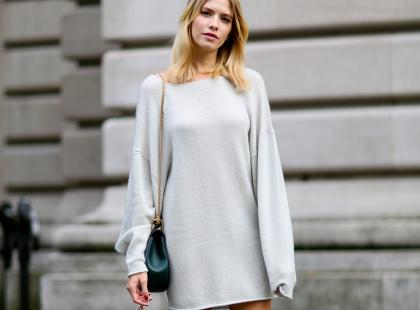 Sukienka na zimę? Dlaczego nie! Zobacz 14 dzianinowych modeli z Promod