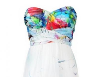 Sukienka - Solar