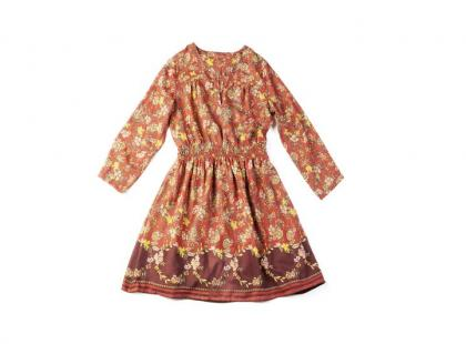 Sukienki i spódnice na jesień/zimę 2012/2013 marki Springfield