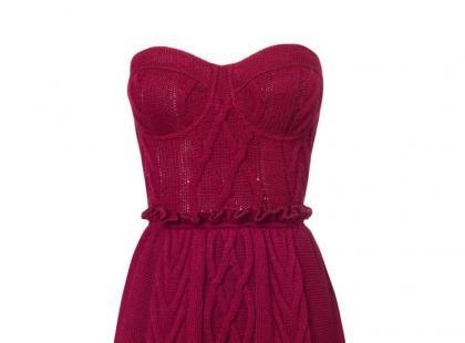 Sukienki i spódnice Stradivarius na jesień i zimę 2010/2011