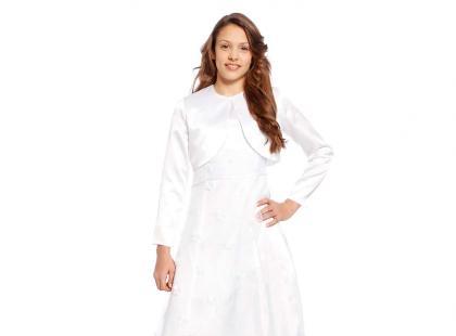 Sukienki komunijne dla dziewczynek - C&A 2013