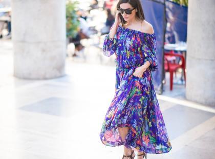 Sukienki, która z nas ich nie kocha, niezależnie czy ma kilka, kilkanaście czy kilkadziesiąt lat