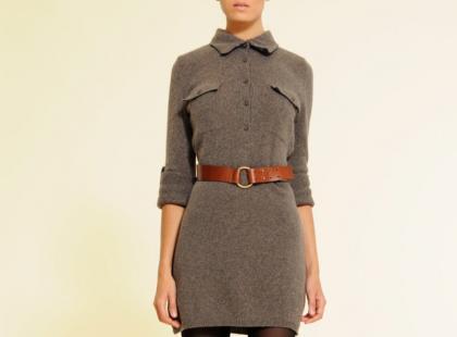 Sukienki Mango sezon jesień-zima 2010/2011