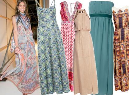 Sukienki maxi - doskonałe na lato!
