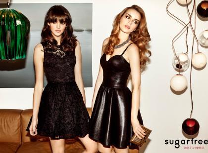 Sukienki na karnawał i studniówkę Sugarfree