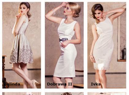 Sukienki na ślub i wesele - 3 trendy