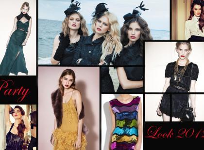 Sukienki na sylwestra, karnawał, studniówkę 2012!