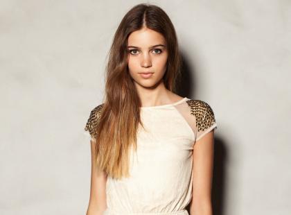 Sukienki Pull&Bear na jesień i zimę 2012/13