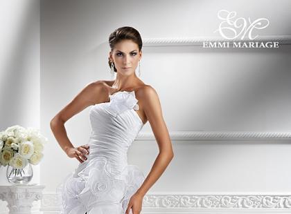 Sukienki ślubne Emmi Mariage - linia Exclusive 2013