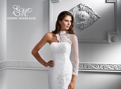 Sukienki ślubne Emmi Mariage - linia Exclusive 2014