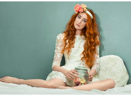 Sukienki ślubne Femini - kolekcja 2014