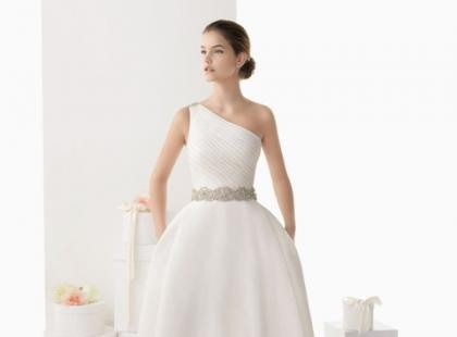 Sukienki ślubne Rosa Clara 2014