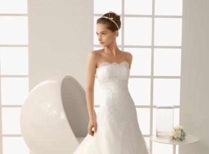 Sukienki ślubne Rosa Clara - linia Two 2013