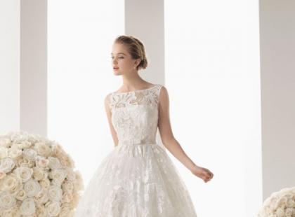 Sukienki ślubne Rosa Clara - linia Two 2014