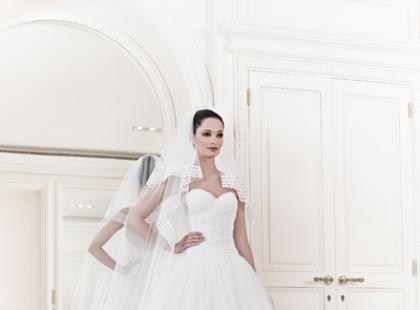 Sukienki ślubne - Zuhair Murad 2014
