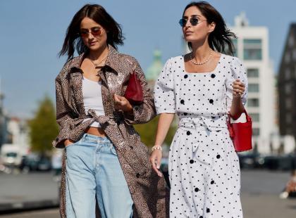 Sukienki w grochy w stylu retro - trend, który wraca do łask!